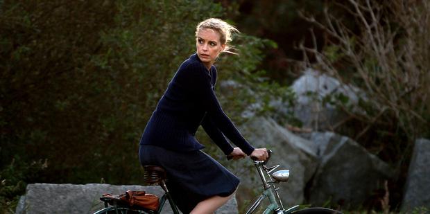 Nina Hoss in the movie Barbara. Photo / Supplied
