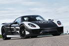 Porsche has bumped the 918's power up and shaved off more weight.