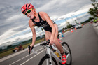 Kiwi triathlete Kate McIlroy. Photo / Mike Heydon