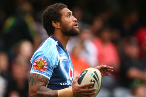 """Manu Vatuvei says he needs """"the right deal for me and my family"""". Photo / Getty Images"""