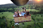 Fabulous dining and scenic balloon rides are highlights of a Gold Coast visit. Photo / Supplied