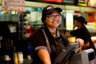 Phyllein Pauli Taetafe's part-time job has given the 17-year-old confidence. She plans to become an oncologist. Photo / NZH