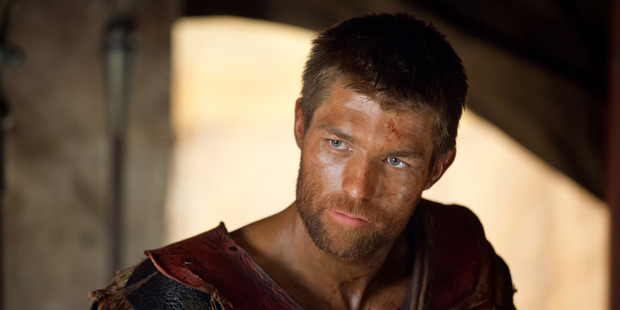 Australian actor Liam McIntyre. Photo / Supplied