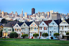 San Francisco is attracting the start-up software community - including New Zealanders - to the city. Photo / Getty Images