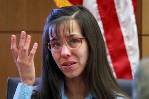 Jodi Arias is charged with the murder of her ex-boyfriend, Mormon motivational speaker Travis Alexander.Photo / AP