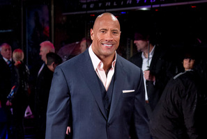 Dwayne 'The Rock' Johnson. Photo / AP