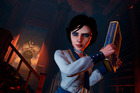 The resourceful, resilient Elizabeth is your anchor throughout BioShock Infinite. Photo / Supplied