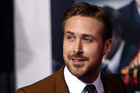 Ryan Gosling is using his fame for the good of the herd. Photo / AP