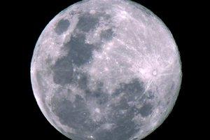 The full moon. Photo / Chris Callinan