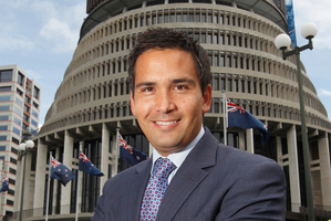 Simon Bridges. File photo / Mark Mitchell