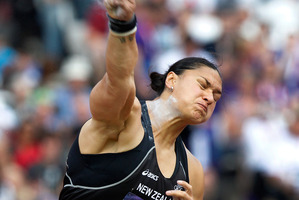 Valerie Adams. Photo / Mark Mitchell