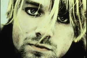Unpublished photos of the scene of Kurt Cobain's suicide have been released on the 19th anniversary of his death.Photo / File