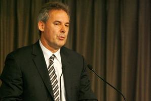 Dorchester Finance executive director Paul Byrnes. Photo / Greg Bowker