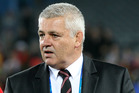 Warren Gatland. Photo / Janna Dixon