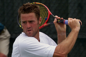 Alistair Hunt is captain of the NZ Davis Cup team.Photo / File