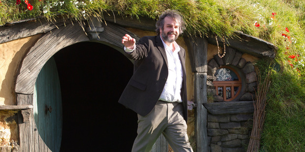 Sir Peter Jackson could be involved with Beijing's inaugural film forum. Photo / Mark Mitchell