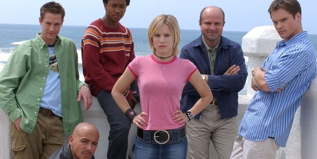 Cast of the Veronica Mars TV series. Photo / Supplied