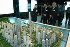 Trade Minister Tim Groser visiting Chongqing as part of an earlier delegation. Photo / File