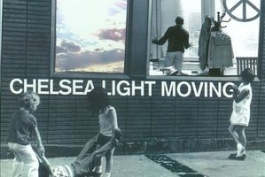 Album cover for Chelsea Light Moving. Photo / Supplied