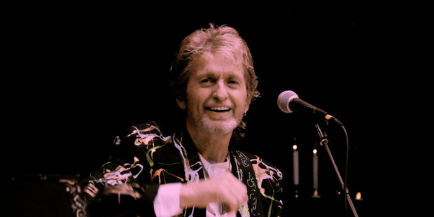 Jon Anderson. Photo / Supplied