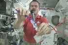 Canadian astronaut and Commander of Expedition 35 demonstrates how astronauts brush their teeth in space. You might be surprised by what he reveals! Courtesy: YouTube/canadianspaceagency