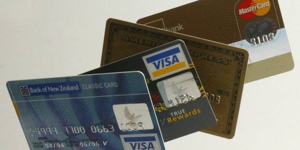 The number of people planning to increase their credit limit has jumped 24 per cent in the past year. Photo / File