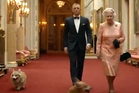 The Queen with Bond star Daniel Craig. Photo/supplied