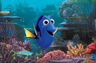 Ellen Degeneres' character Dory from the upcoming movie Finding Dory. Photo/AP