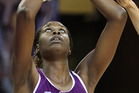 Romelda Aiken of the Firebirds. Photo / Getty Images