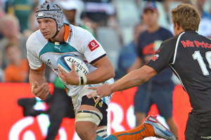 Pieter Labuschagne's Fantasy points come from tackles where he is averaging 19 a game. Photo / Getty Images