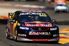 Craig Lowndes is set to make history this weekend in Tasmania. Photo / Getty Images