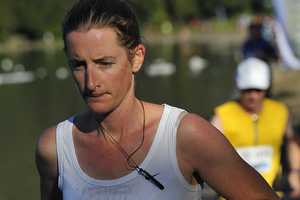 Mardie Lythe has been left crippled after a flying fox accident.  Photo / Marathon Photos