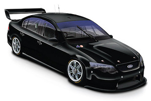 V8 Supercars 'car of the future'.