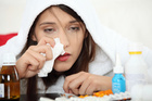 All a sickly person really has to do is breathe around you.Photo / Thinkstock