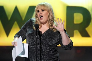 Actress Rebel Wilson. Photo / Getty Images
