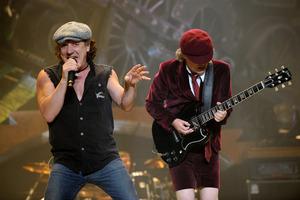 AC/DC in concert. Photo/Herald