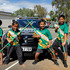 An Auckland Kapa Haka group from Pukekohe North Primary School are getting revved up for this weekend's V8 Supercars race, when their performance will be thrust into the global spotlight. Photo / NZ Herald