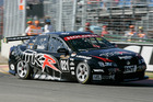 Paul Radisich at Round 1 of the 2005 V8 Supercar Championship being held at the Clipsal 500 Adelaide, South Australia. Pic supplied 14th April 2005