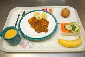 An overhaul of hospital food is underway. Photo / Natalie Slade