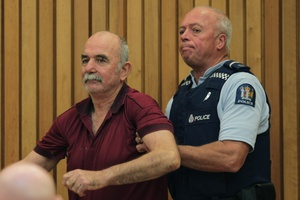 Rex Prole has pleaded guilty to a charge of murder after the death of his wife. Photo / John Borren