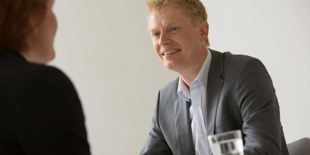Andrew Simmonds, managing partner at Simmonds Stewart. Photo / Supplied