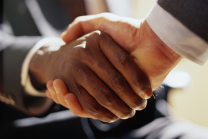 """I'm sure a handshake and a cup of tea would go a long way"", says Colin Graig. Photo / Thinkstock"