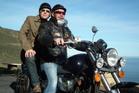 P.K. Stowers and Aubrey. Photo / Briar Jensen