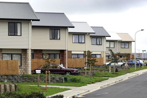 More rental properties are available in Auckland so prices are staying relatively stable. Photo / File