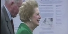 Watch: Londoners react to death of the 'Iron Lady'