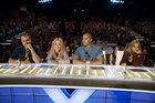 X Factor NZ judges (from left) Daniel Bedingfield, Ruby Frost, Stan Walker and Melanie Blatt.  Photo / Supplied