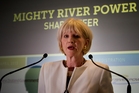 Mighty River Power directors will receive a 73 per cent salary increase which will take chairwoman Joan Withers' (above) remuneration to $150,000. Photo / Greg Bowker