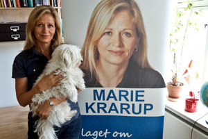 Marie Krarup, a member of the Danish People's Party. Photo / Supplied