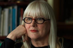 Rosemary McLeod. Photo / Jane Ussher