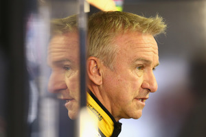 Russell Ingall says money has forced drivers to become more clean-cut in V8 Supercars.  Photo / Getty Images